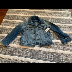 Kids new with tags jean jacket